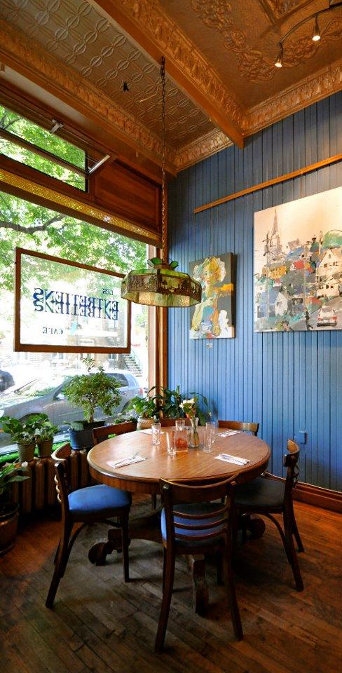 Crédit photo: café Les Entretiens