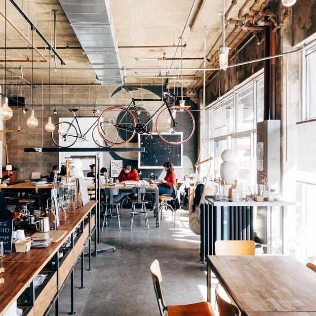 Café Falco – Photo par Ali Inay