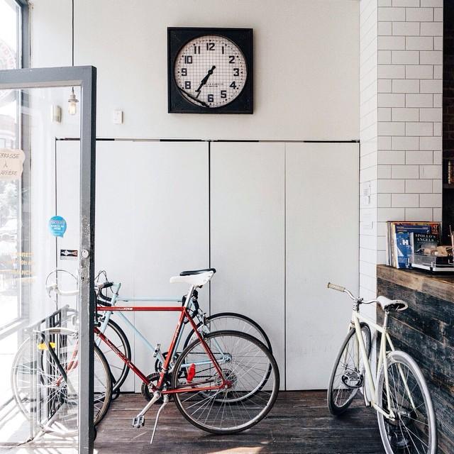 Kitsuné Espresso Bar Artisanal – Photo par Ali Inay