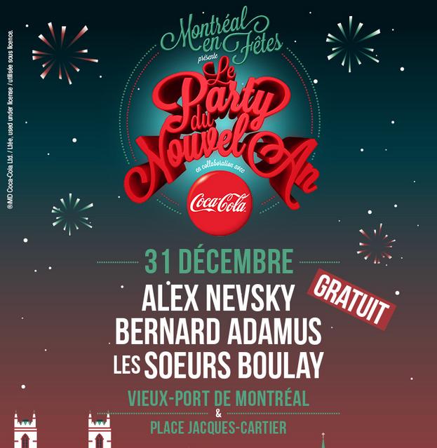 Glitter champagne babaille 2014 quoi faire le 31 - Quoi faire au vieux port de montreal ...